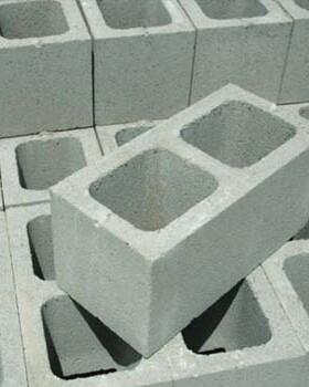 Concrete Blocks (Plain)