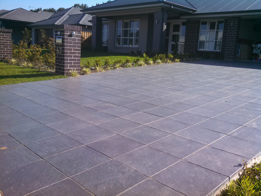 Concrete Pavers 400x400